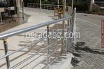изработка на огради от неръждаема стомана