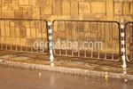 изработка на тротоарни огради по поръчка