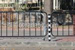 изработка на тротоарни предпазни огради