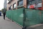 плътни метални огради с мрежа по поръчка