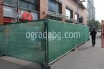 производство на плътни метални огради с мрежа