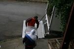 хамалски услуги по качване и сваляне на товари от апартамент