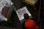 качване или сваляне на мебели и обзавеждане от апартаменти