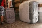 опаковане и преместване на нечупливи товари