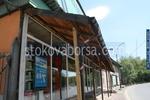 дървени навеси за магазини