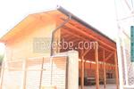 фирма за дървени навеси за заведения