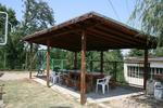 изграждане на дървени навеси за заведения