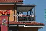 Изработване на дървени навеси за балкони по поръчка