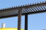 дървени перголи за тераси по поръчка