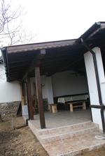 изработване на дървени навеси за барбекю