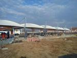мембранни конструкции за паркинги