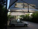 мембранни тенти за паркинги