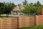 дървени огради по поръчка от дървени пана 200x110см.