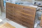 дървени пана 200x150см. за огради