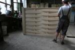 дървени огради от дървени пана 200x80см