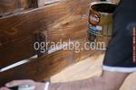 чамови оградни пана 200x80см