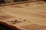 Ръчно тъкан килим