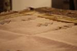 Ръчно изработени тъкани килими с две лица