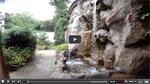 Изграждане по поръчка на изкуствен водопад