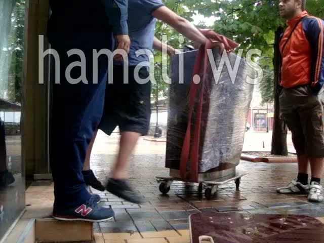 преместване на мебели с опаковане и съхранение в страната