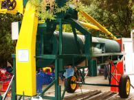 Машини за обработка на зърно в мелници и ферми