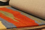 Изработване на ръчно вързани правоъгълни килими