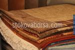 Изработване на ръчно вързани килими Габе 100% вълна