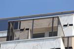 изработка на парапети за тераси от метал и стъкло
