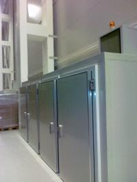 Хладилни камери и инсталации по поръчка