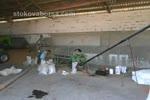 Почистване с машини на ечемик