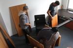 демонтаж и транспорт на мебели