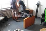 демонтаж и премествания на мебели