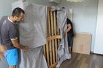 преместване на домашно обзавеждане по поръчка