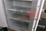 Метален шкаф с размерни модификации