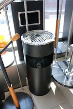 Градинско оборудване за пушачи